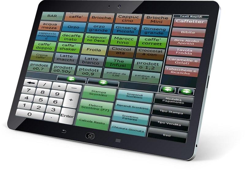 tablet ordinazioni